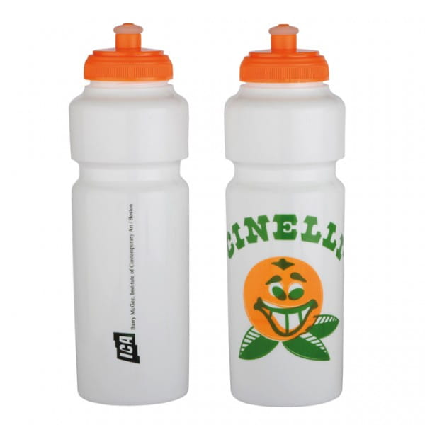 Barry McGee Trinkflasche - orange