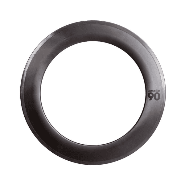 Notorious Deep Section Carbon Felge 28 Zoll - 90mm