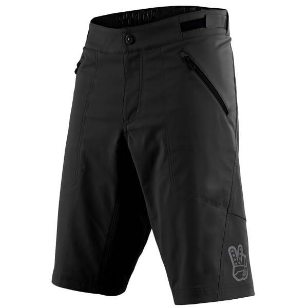 Skyline Shell - Shorts - Schwarz