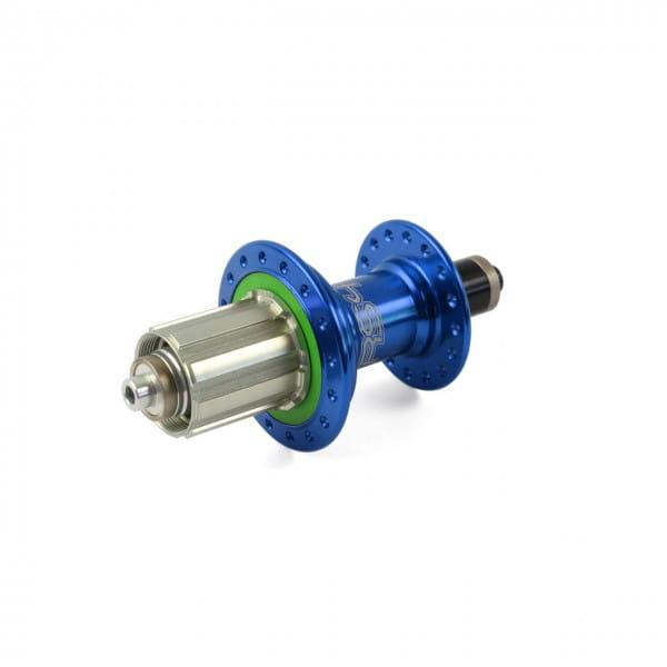 RS4 Road Hinterradnabe QR 10x130mm - blau