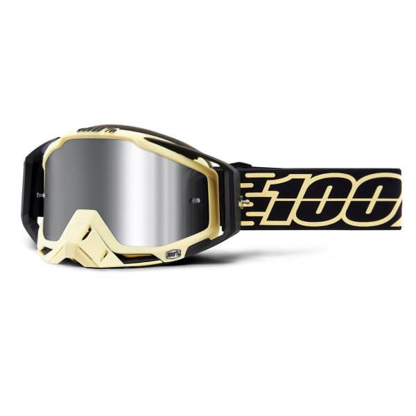 Racecraft Plus Goggles injected mirror lens - Jiva