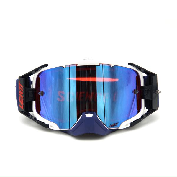 Velocity 6.5 Iriz Goggle anti fog Mirror lens - Royal Blue