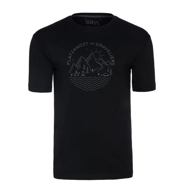 Graveliers T-Shirt - Schwarz