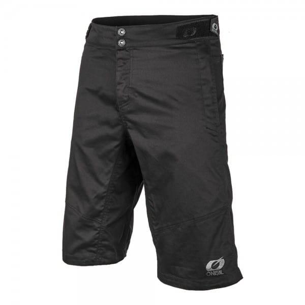 All Mountain Cargo Shorts - black - 2018