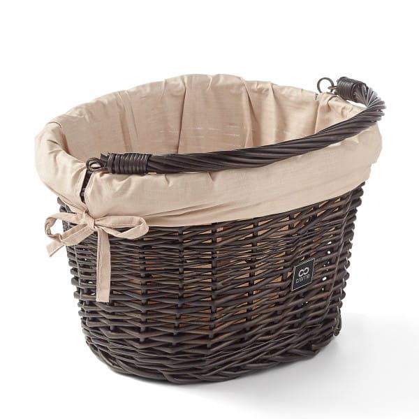 Wicked Basket Small Fahrradkorb Braun