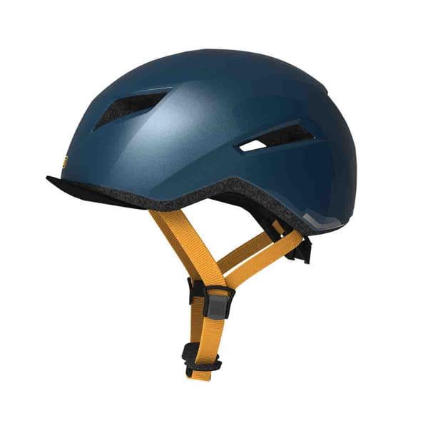 Yadd-I Helm - Blau/Orange