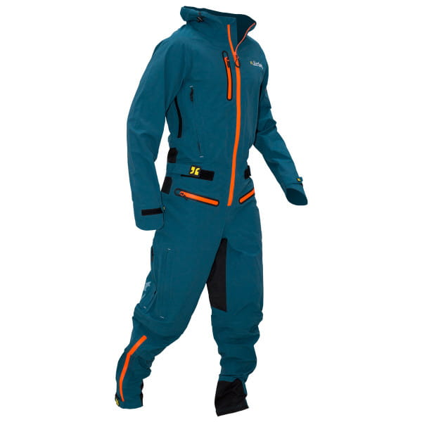 Dirtsuit Core Edition - Blau / Orange