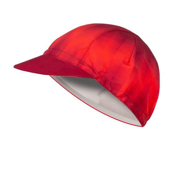 Equalizer Fahrradcap - Rot