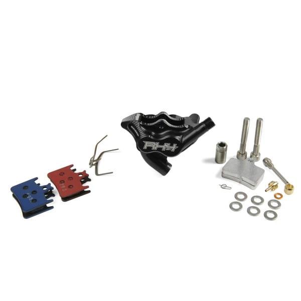 RX4 Caliper Flatmount Complete rear - Sram - black