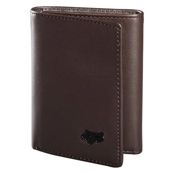 Trifold Brieftasche - Braun