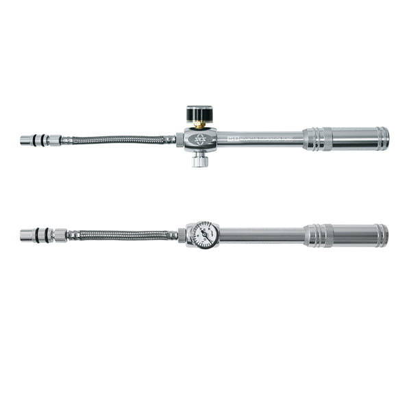 MSP damper pump - silver