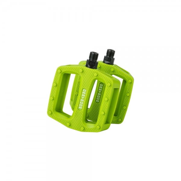 Cookie Plastic Pedal - Green
