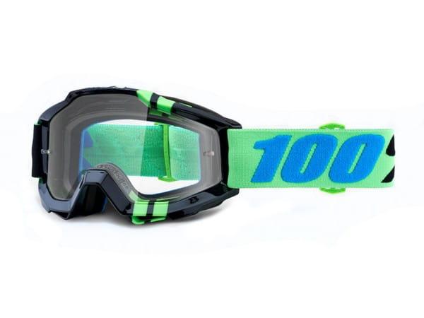 Accuri Goggle - Zerg - Clear Lens