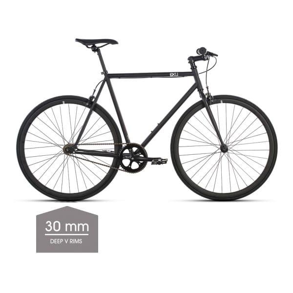 Nebula 1 Singlespeed/Fixed Bike - 30 mm Deep V Felgen