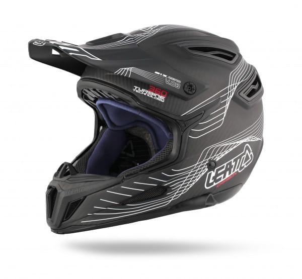 DBX 6.0 Carbon Fullface Helm