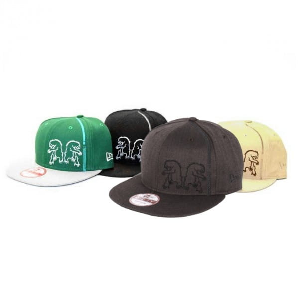Bear Reflect New Era Snapback Cap