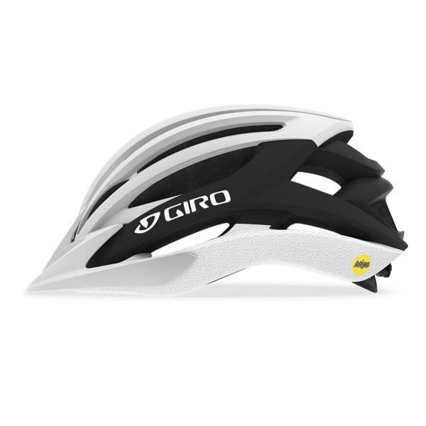 Artex MIPS Helm - Weiß Schwarz