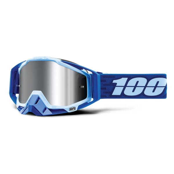 Racecraft Plus Goggles injected mirror lens - Rodion