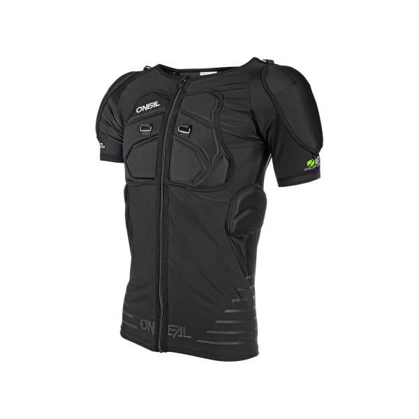 STV - Kurzarm Protektoren Shirt - Schwarz